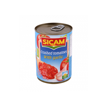 Sauce tomate concasse ail...